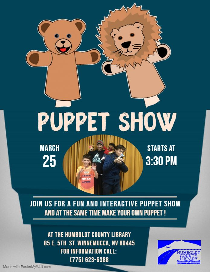Puppet Show MARCH