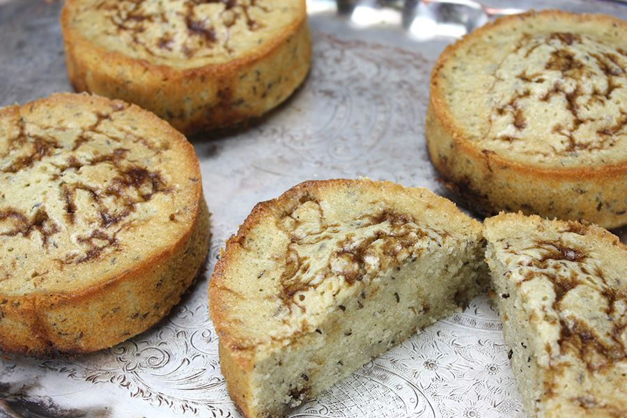 seed cakes